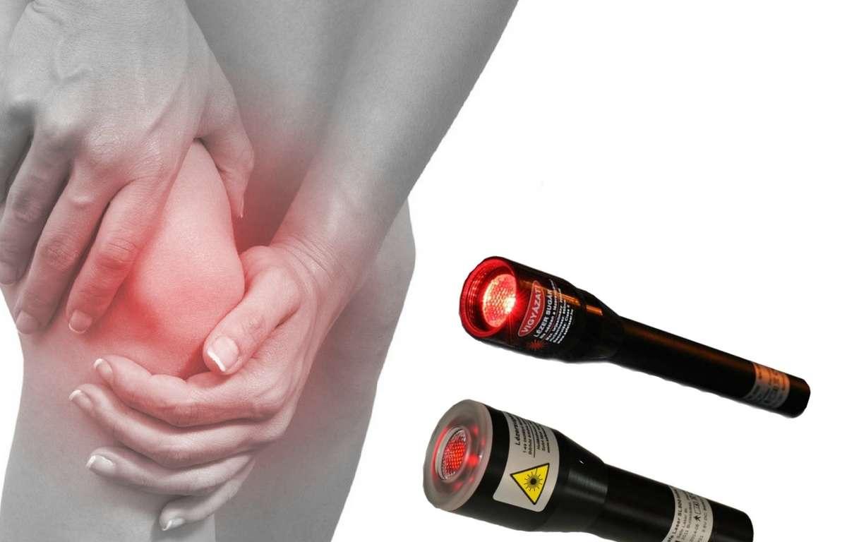Sportsérülések regenerációja lágylézerrel