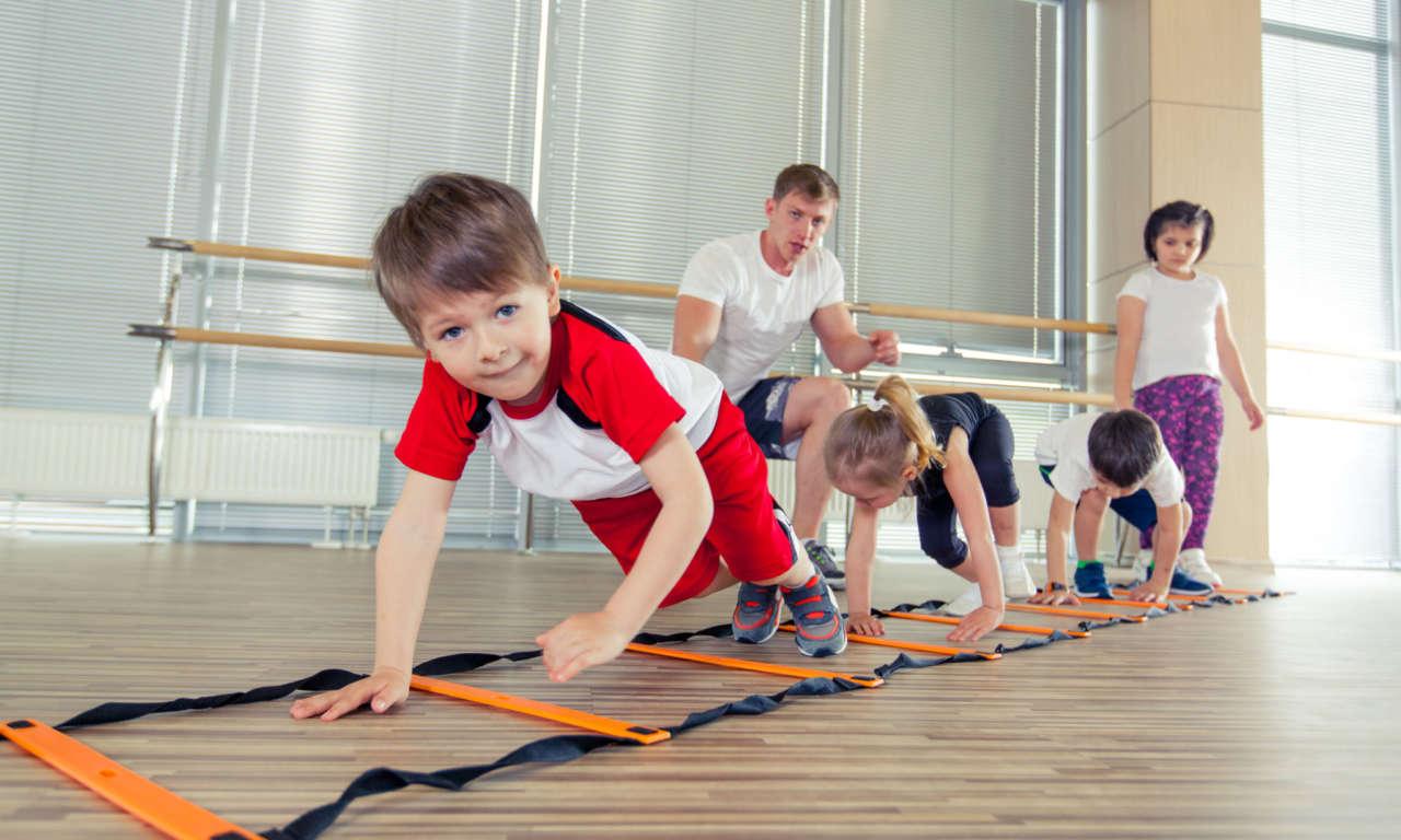 Kid's Smart Gymnastics 1 oktatói képzés