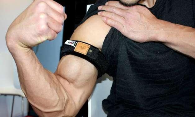 Bicepsz növelés a KAATSU-val