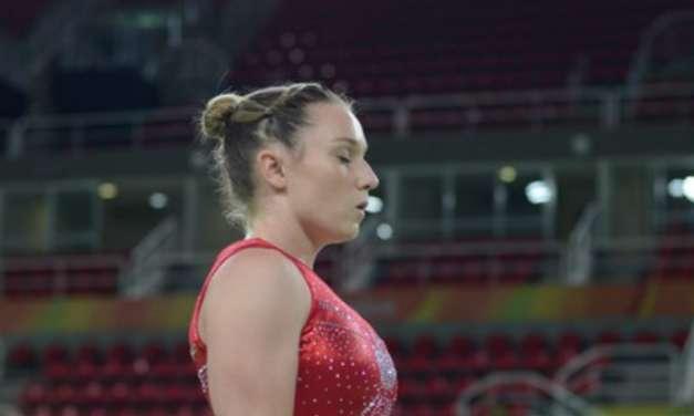 Egyensúly és kontroll: A kétszeres olimpiai aranyérmes Rosie MacLennan