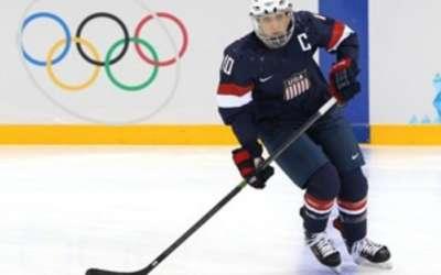 Csak a cél számít: Meghan Duggan, amerikai olimpikon hokijátékos