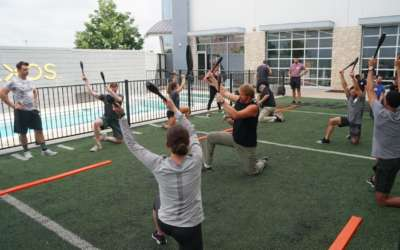 Csoportos edzés és az FMS (Brett Jones)