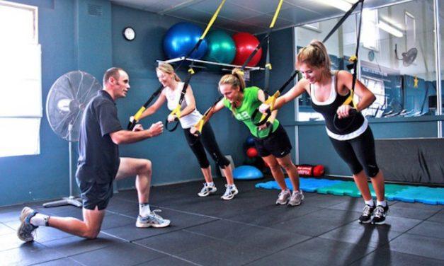 Félprivát edzés (Mike Robertson)