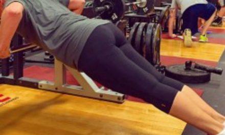 A fekvőtámasz fejlesztése