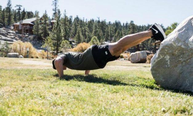 Tedd változatossá tavasszal a szabadtéri edzéseket az FMS segítségével (Kyle Barrow)