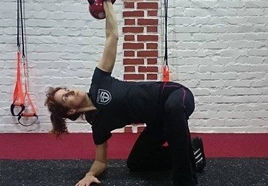 StrongFirst – Kettlebell  edzés haladóknak