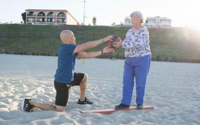 A mozgás, mint életjel – kutatás az FMS és a kulcsfontosságú egészségi markerek kapcsolatáról időseknél (Brett Jones)