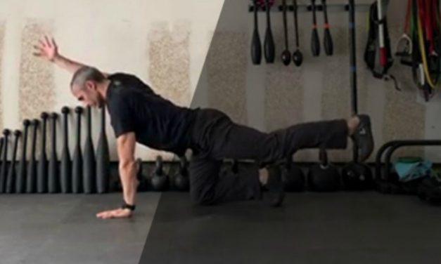 Hogyan érj el fejlődést a saját súlyos edzésben (Matt Berenc)