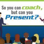 Szóval az edzősködéssel nincs gondod – és mi a helyzet a prezentálással? (Jenny Dziubla)